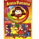 Anna Banana Complete Set (DVD) 5-Disc 50 Episodes!