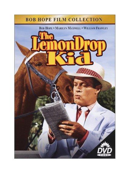 Lemon Drop Kid DVD Bob Hope