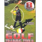 Golf Training Tools DVD