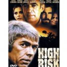 High Risk DVD Anthony Quinn, Lindsay Wagner, James Coburn