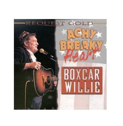 Boxcar Willie - Achy Breaky Heart CD