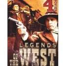 Legends of the West - 4 Movie Set Kirk Douglas - Burt Lancaster