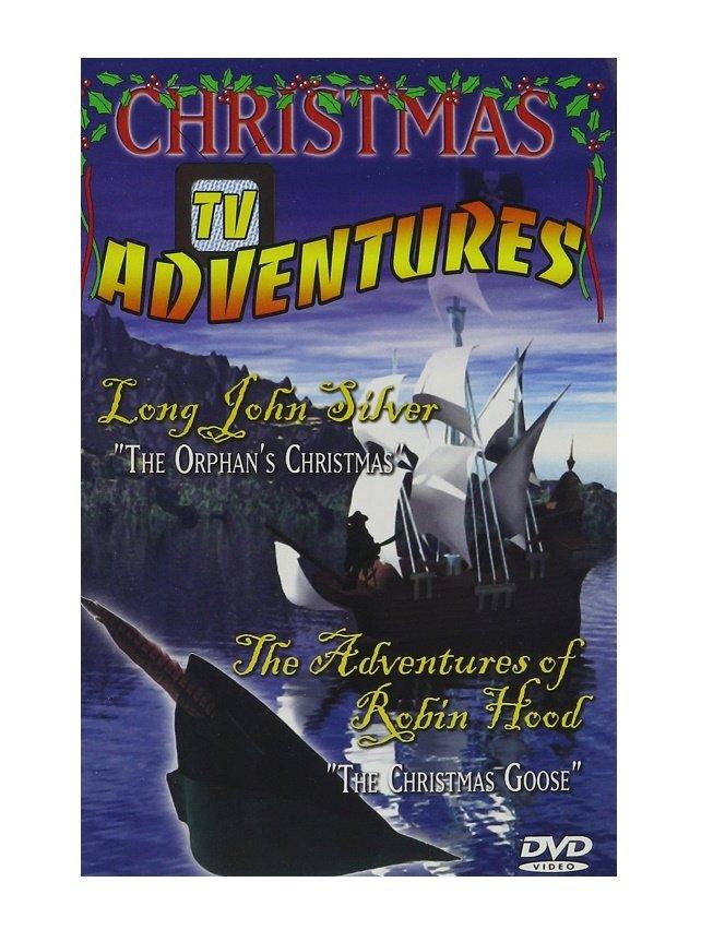 Christmas TV Adventures-Long John Silver/Robin Hood