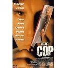 Ex-Cop VHS Angi Davidson, Douglas Terry, Jim Williams