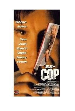 Ex-Cop VHS Angi Davidson, Douglas Terry, Jim Williams