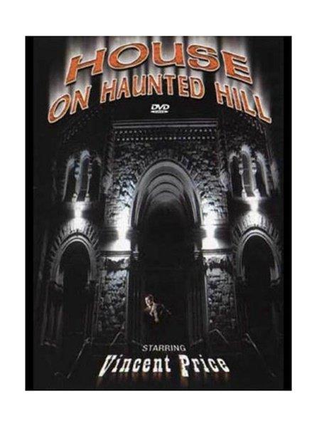 HOUSE ON HAUNTED HILL carolyn craig, elisha cook jr, vincent price