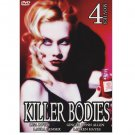 Killer Bodies: 4-Movie Set DVD