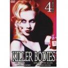 Killer Bodies: 4-Movie Set DVD