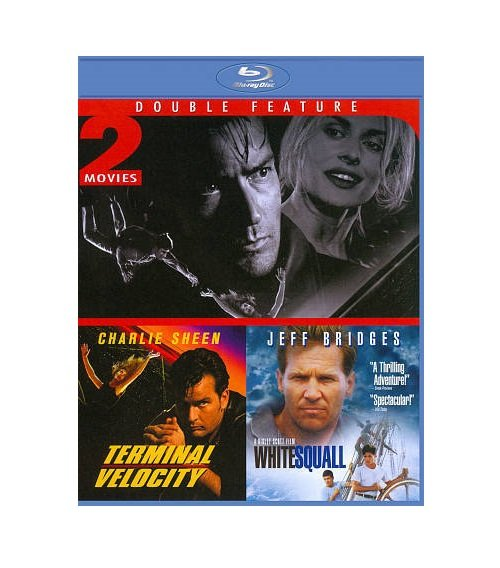 Terminal Velocity & White Squall Double Feature