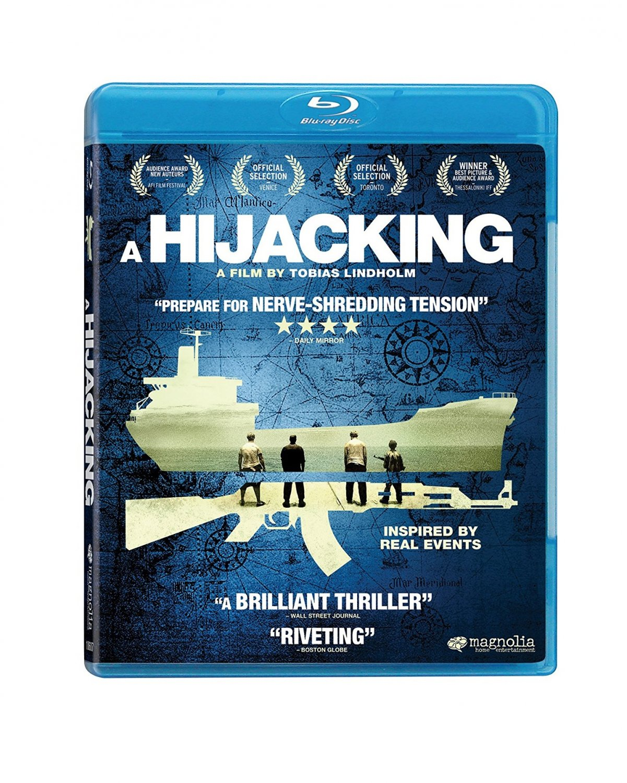 A Hijacking - Blu-ray Disc, 2013 NEW