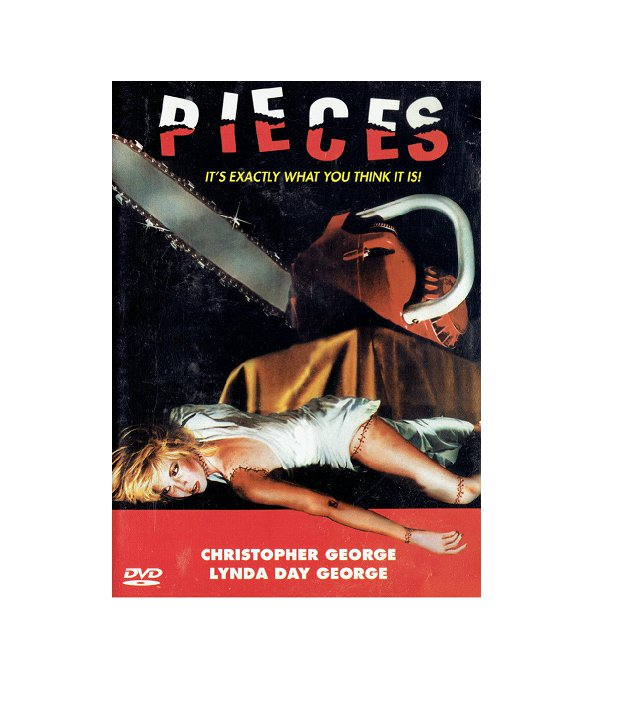 PIECES DVD CHRISTOPHER & LYNDA DAY GEORGE