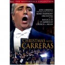 NEW CHRISTMAS WITH CARRERAS DVD - JOSE CARRERAS - IMC THE MASTERPIECE COLLECTION