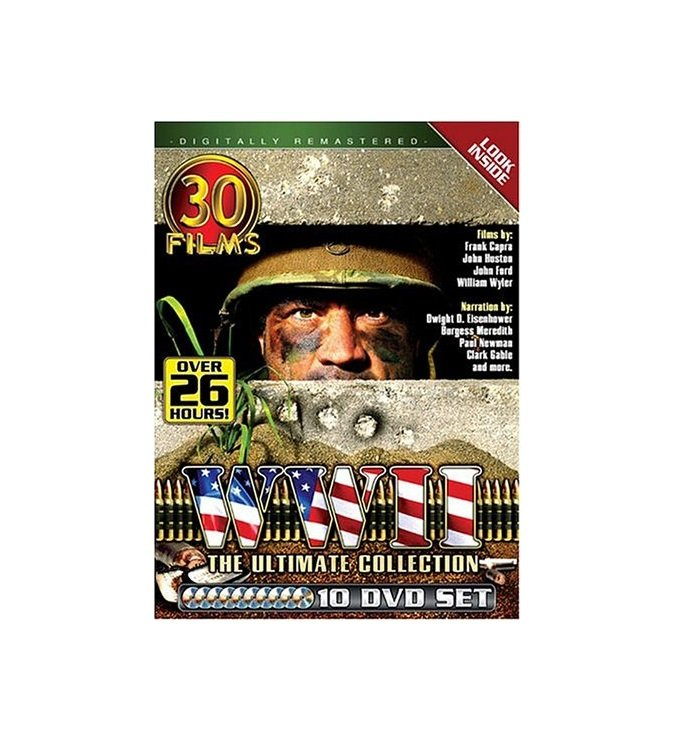 WW II: The Ultimate Collection - 10 DVD Set