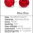 Red Earrings - Charles Winston