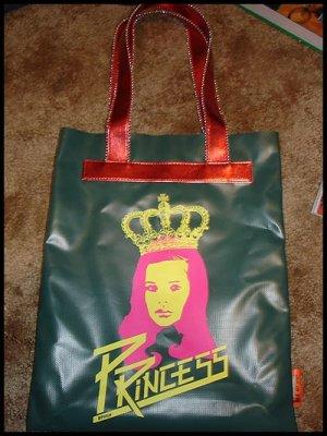 LOOP NYC Parcel Princess Tote (discontinued design)
