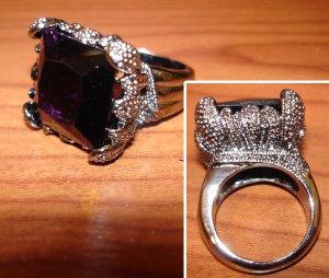 Large Purple Ring