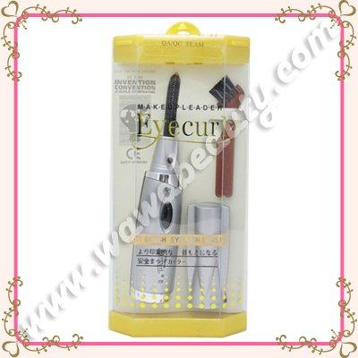 Eyecurl II Professional Heated Eyelash Curler, Silver