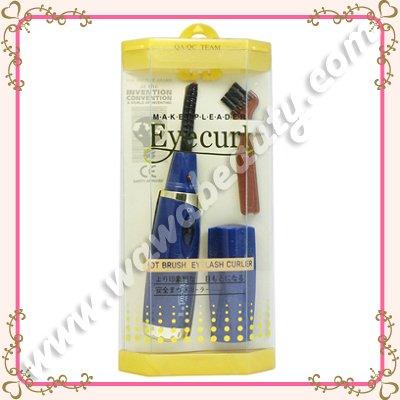 Eyecurl II Professional Heated Eyelash Curler, Blue