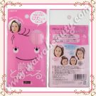 Dariya Self Holding Hair Bang Magic Sheets, Pink