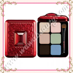 MAC Passions of Red Eye Set, Devoted Poppy, 6 Classic Eyes, Limited Edition