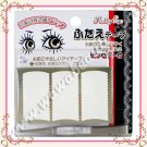 BN Pretty Eye Ultra Thin Clear Double-Sided Double Eyelid Tapes, Point, 102 Pieces