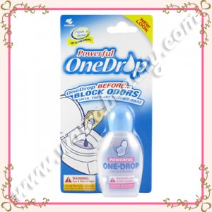 Kobayashi Powerful One-Drop Deodorizer For Bathroom, 1 Bottle