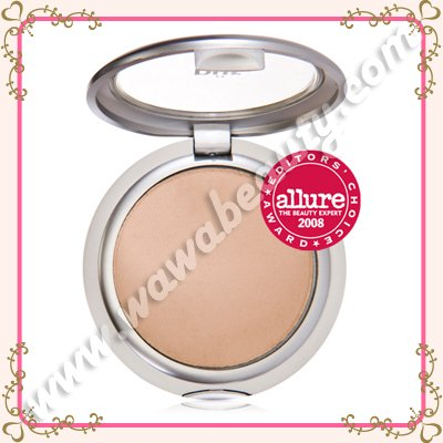 Pur Minerals 4-in-1 Pressed Mineral Makeup Foundation SPF 15, Light