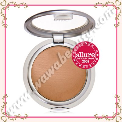 Pur Minerals 4-in-1 Pressed Mineral Makeup Foundation SPF 15, Golden Medium