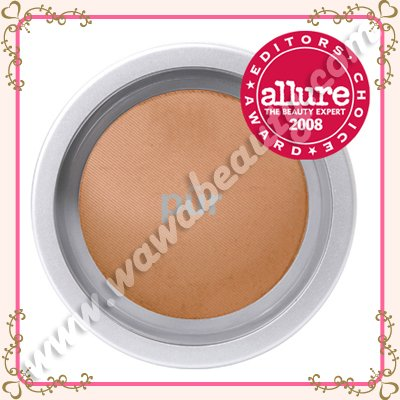 Pur Minerals 4-in-1 Pressed Mineral Makeup Foundation Travel Size, Golden Medium