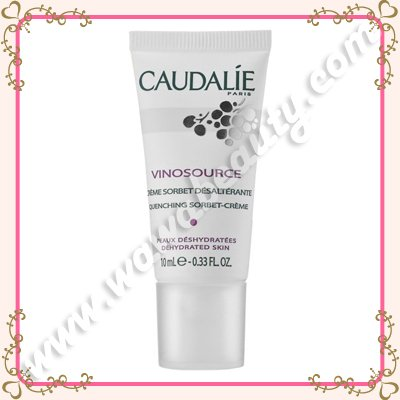 caudalie vinosource quenching sorbet creme 10ml. Black Bedroom Furniture Sets. Home Design Ideas
