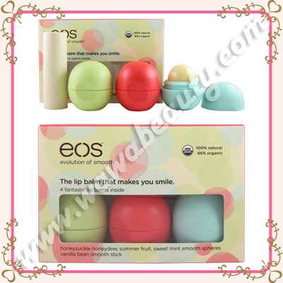 Eos lip balm multipack