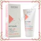 Ducray Ictyane Creme Legere, Light Moisturizing Cream for Normal to Dry Skin, 50ml