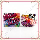 Sanrio Hello Kitty Graffiti Eyeshadow and Blush Palette with Mirror, Limited Edition