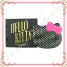 Sanrio Hello Kitty Hello Pretty Compact Mirror, Black, Limited Edition