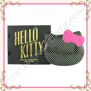 Sanrio Hello Kitty Hello Pretty Compact Mirror, Black, Limited Edition