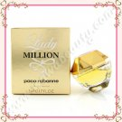 Paco Rabanne Lady Million Eau de Parfum Mini EDP, 5ml / 0.17oz