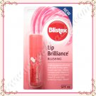Blistex Lip Brilliance Blushing SPF 15 Sheer Pink Tone Tinted Lip Balm, 3.7g