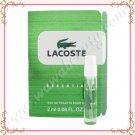 Lacoste Essential Eau de Toilette EDT Spray, 0.06oz / 2ml