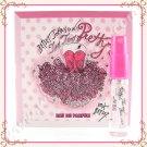 Betsey Johnson Too Too Pretty Eau de Parfum EDP Spray, 0.06oz / 2ml