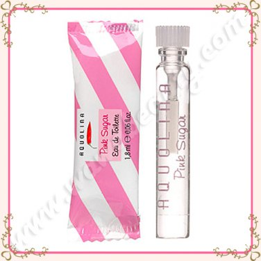Aquolina Pink Sugar Eau de Toilette EDT, 0.06oz / 1.8ml