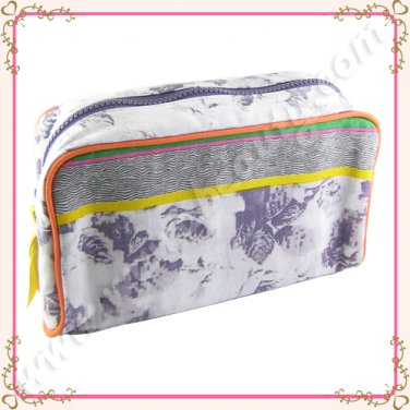 Peter Som Exclusive Flora Makeup Bag, Limited Edition