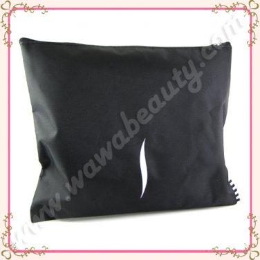 Sephora Collection Black Foldable Pouch Makeup Bag