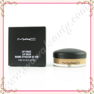 MAC Cosmetics Pro Lip Erase Lip Balm Concealer Base Primer, Dim, 15ml / 0.5oz