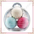 EOS Smooth Sphere Lip Balms, Holiday Ornament Collection 3-Pack Gift Pack Set, Limited Edition