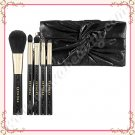 Sephora Collection Sparkle Bow Clutch Brush Set, Black, Limited Edition