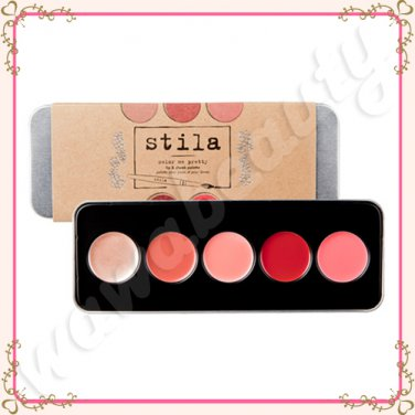Stila Cosmetics Color Me Pretty Convertible Lip & Cheek Palette, 0.32oz / 9g