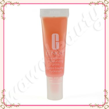 Clinique Superbalm Moisturizing Gloss, 10 Grapefruit, 0.24oz / 7ml