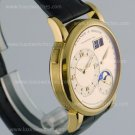 A. Lange & Sohne, Lange 1 Moonphase, Ref. 109.021, 18k Yellow Gold