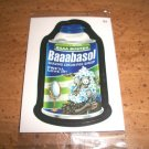 WACKY PACKAGES ANS7 BONUS CARD **BAAABASOL**B4  MINT""