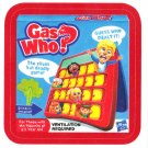 2013 WACKY PACKAGES ANS11 RED BORDER **GAS WHO?** STICKER #15